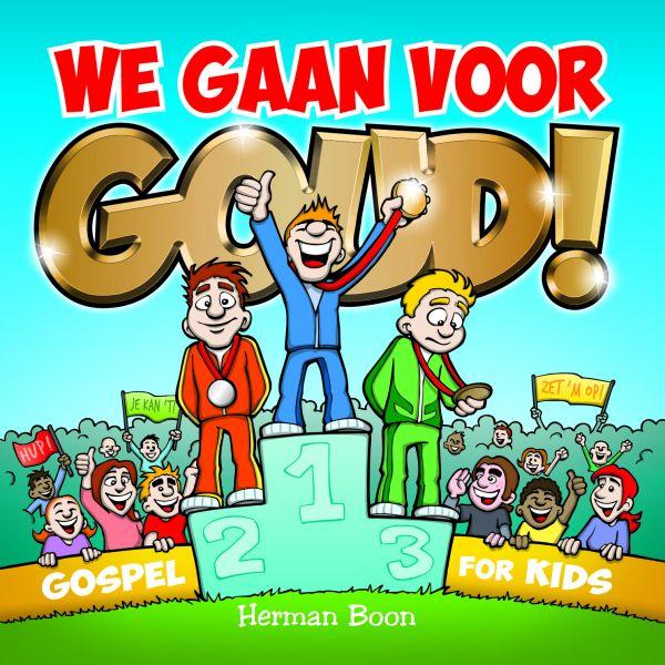 CD We Gaan Voor Goud