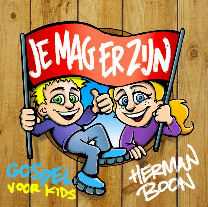 CD Je Mag Er Zijn