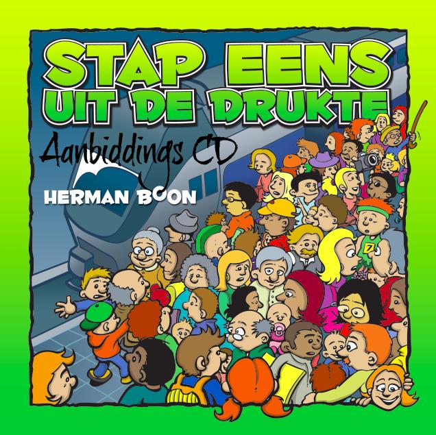 CD Stap Eens Uit De Drukte 1
