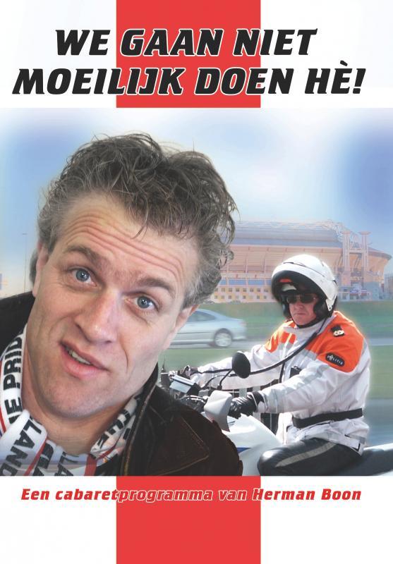 DVD We Gaan Niet Moeilijk Doen Hè