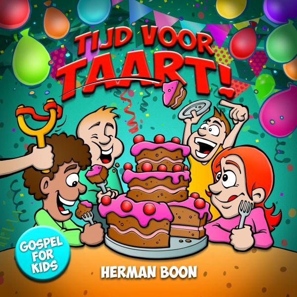 CD Tijd Voor Taart