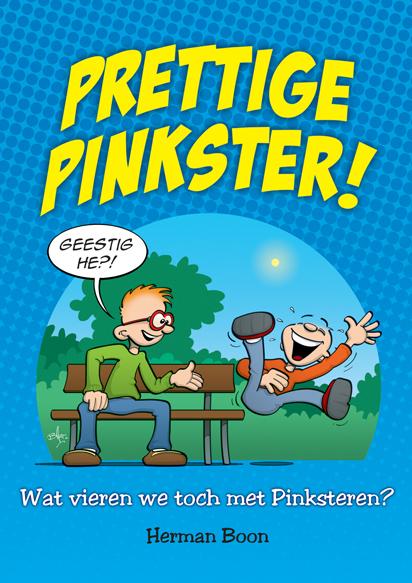 Evangelisatieboekje Pinksteren