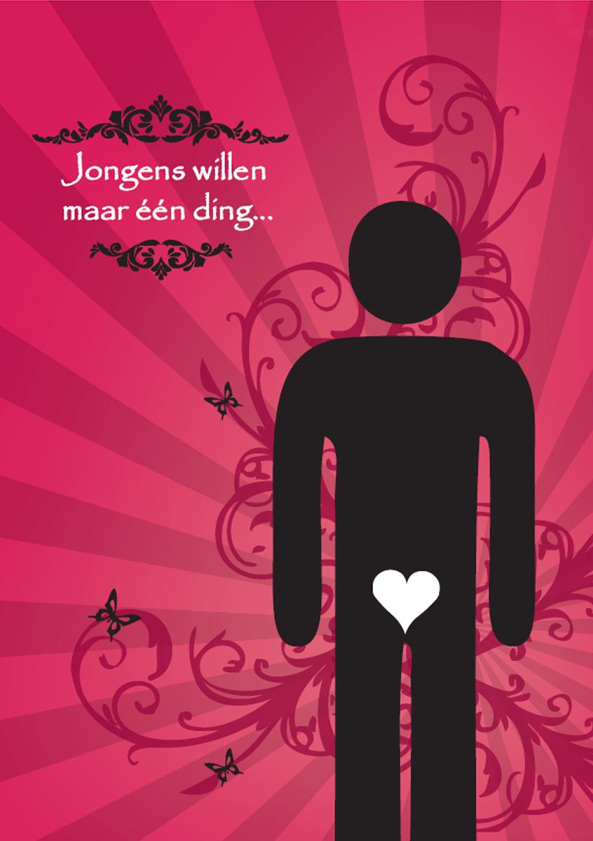 Getuigenisboekje Jongens Willen Maar..