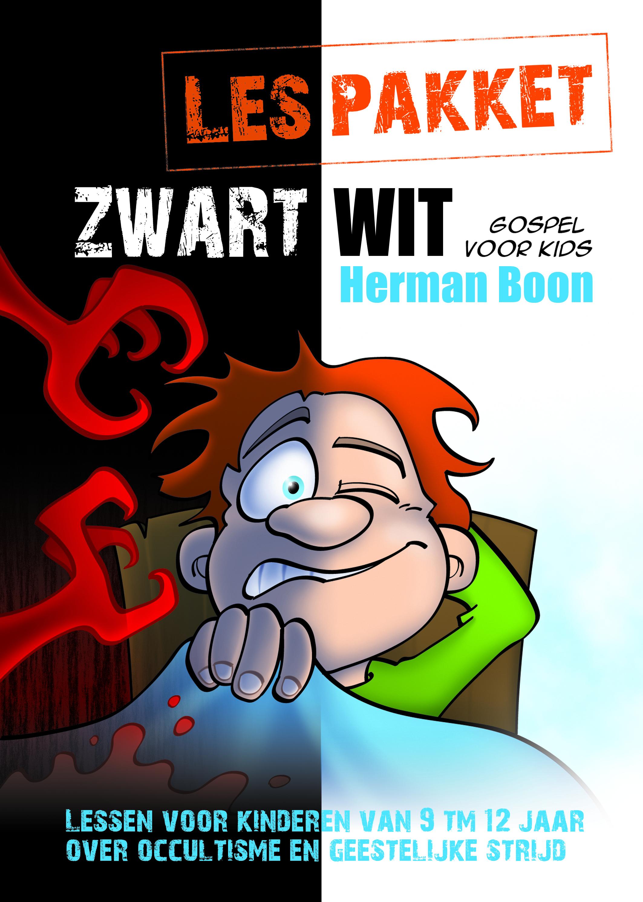 Lespakket ZwartWit