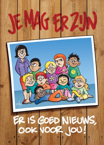 Evangelisatieboekje Kinderen