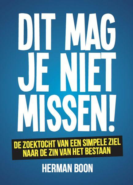 Evangelisatieboekje Herman Boon
