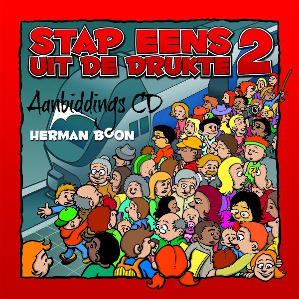 CD Stap Eens Uit De Drukte 2