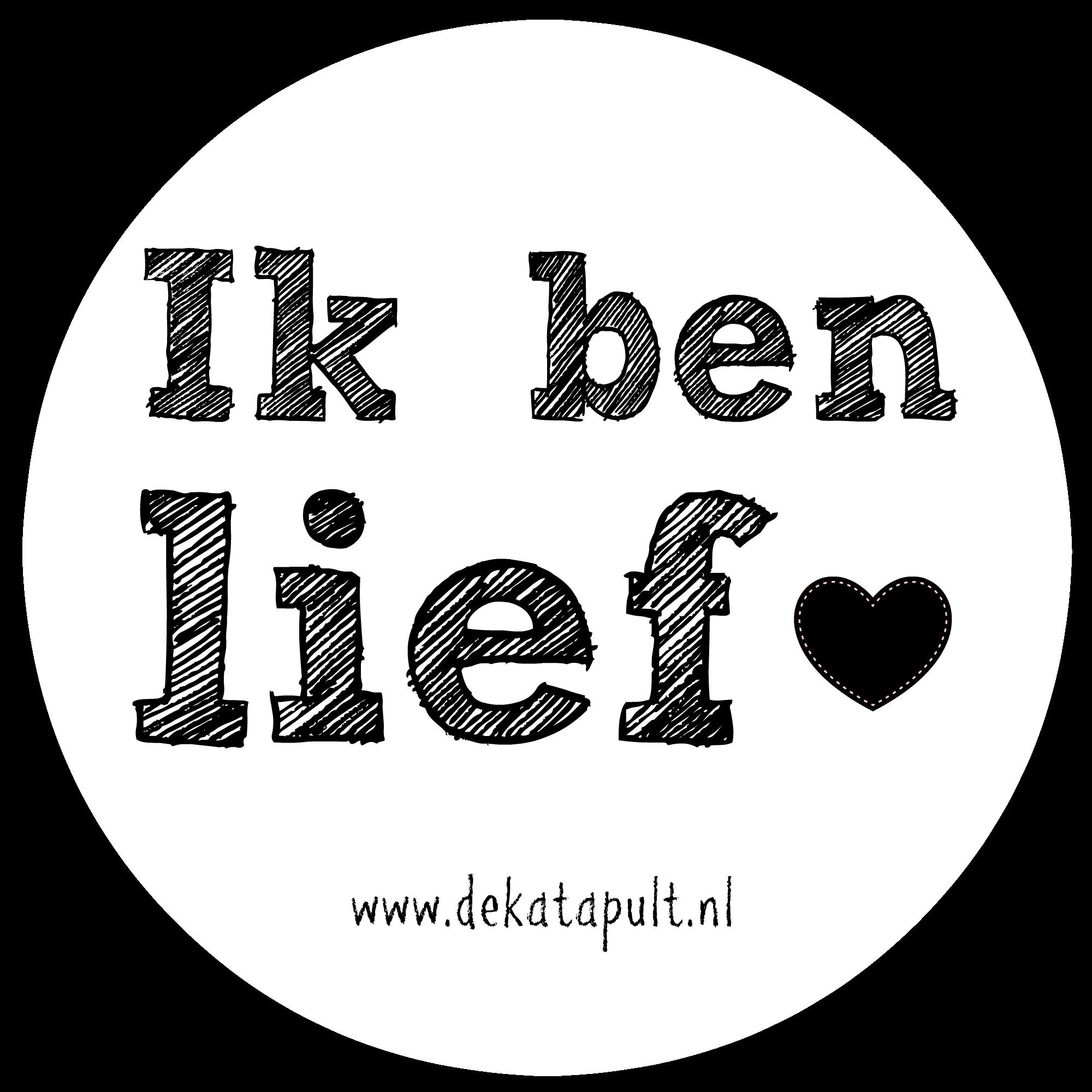 Sticker Lief