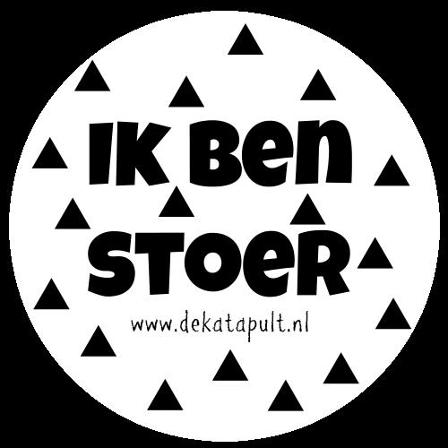 Sticker Stoer
