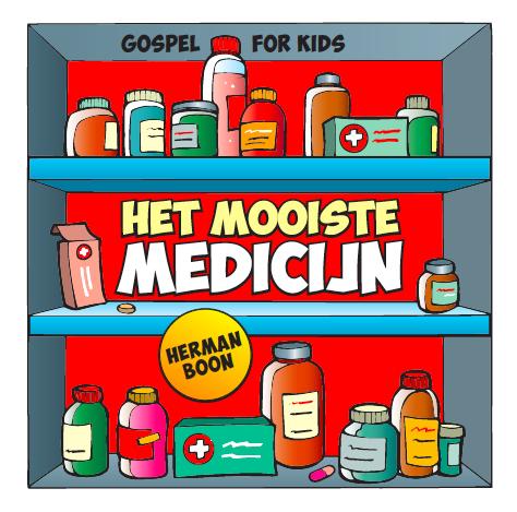 CD Mooiste Medicijn – NIEUW!