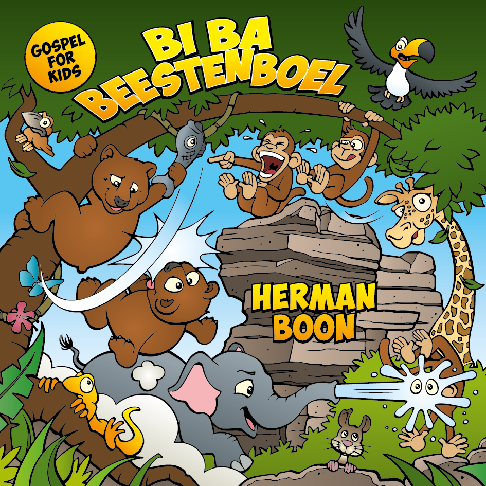 CD Bi Ba Beestenboel